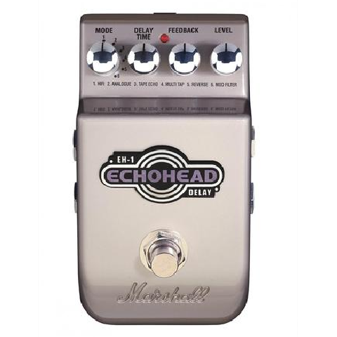 Marshall Echohead Echo/Delay Guitar Effects Pedal