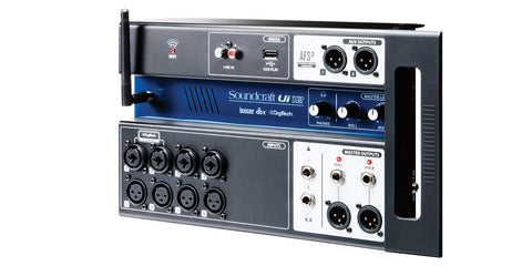 Soundcraft Ui12 digital mixer/stage box