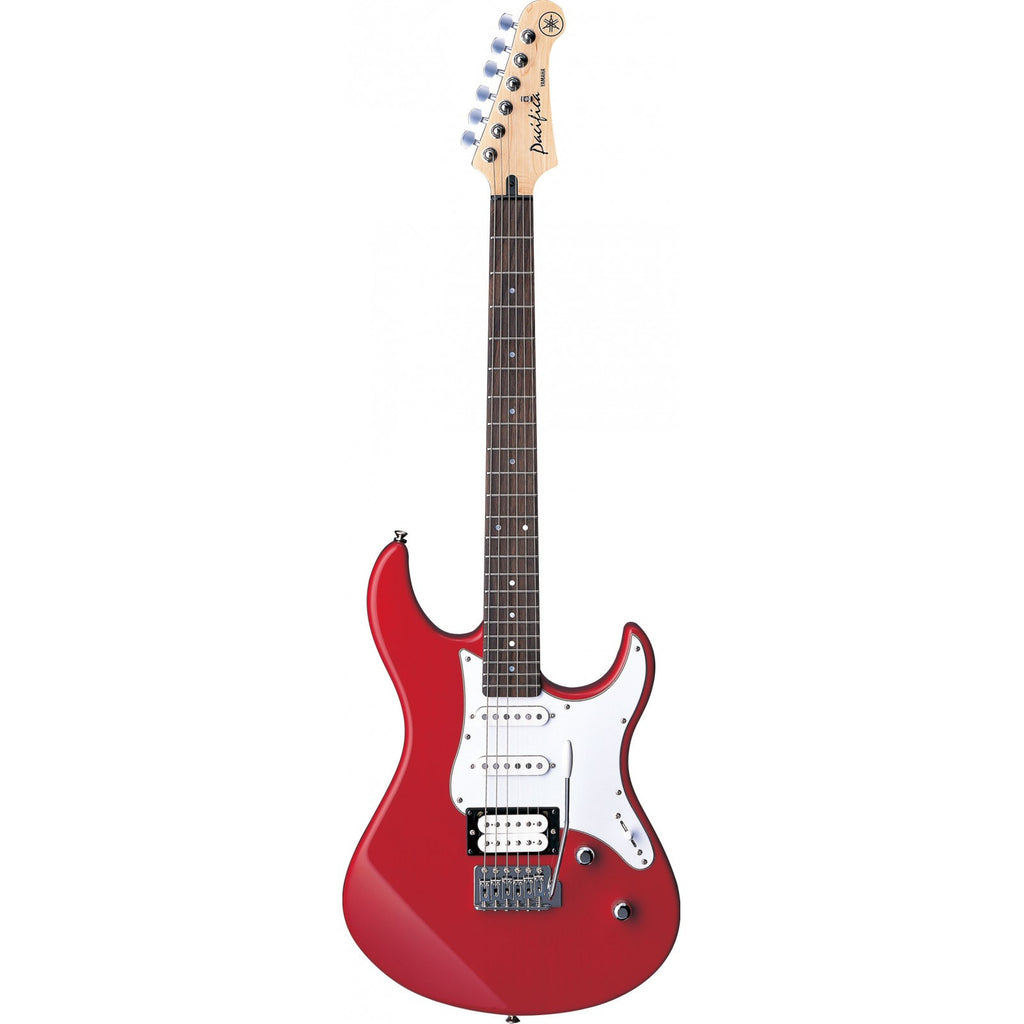 Yamaha Pacifica Electric Guitar PA112VRR Raspberry Red