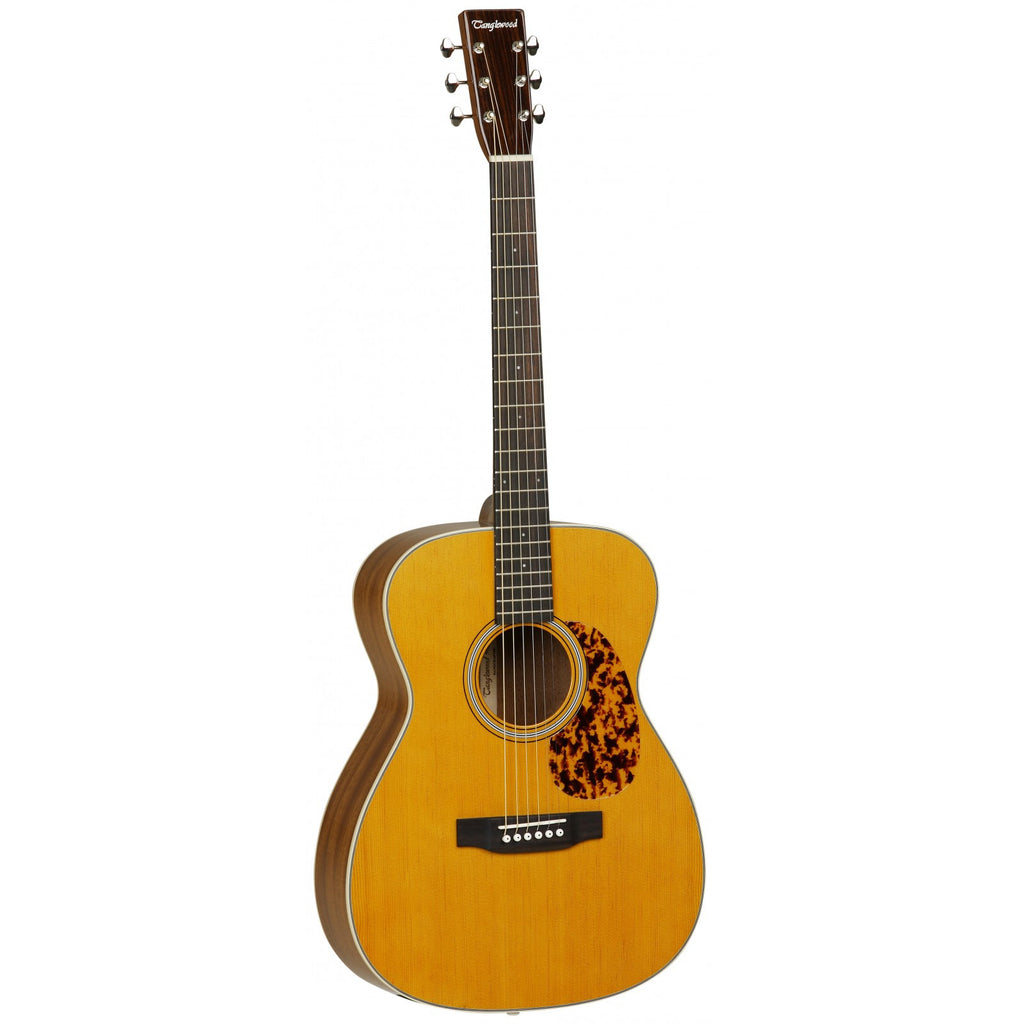 Tanglewood Sundance Historic Electro-Acoustic Guitar TW40 O AN E Natural Gloss
