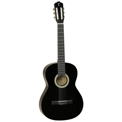 Tanglewood Discovery Pack Classical/Nylon String Guitar DBT44 BK Black Gloss