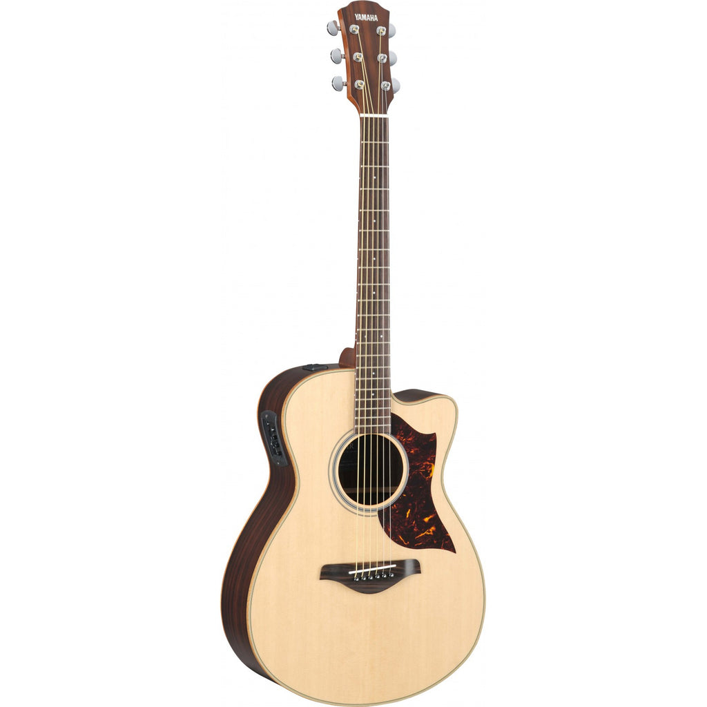 Yamaha  Electro-Acoustic Guitar AC3R Natural with Hiscox case