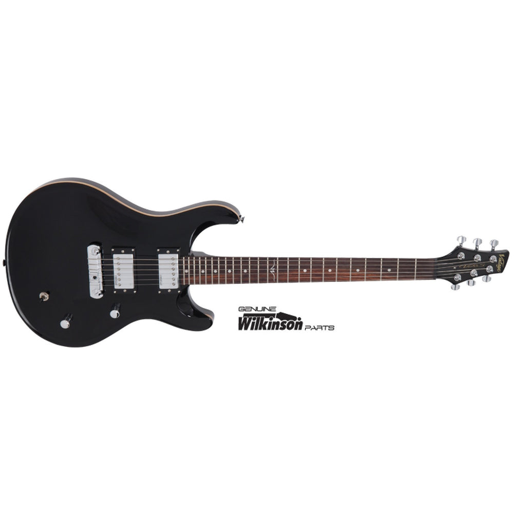 Vintage Rock Series Electric Guitar VRS130BB Boulevard Black