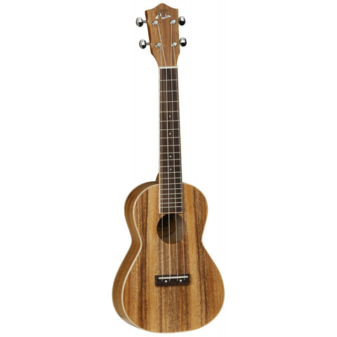 Tanglewood Java Concert Ukulele TUJ1 Natural Open Pore Satin