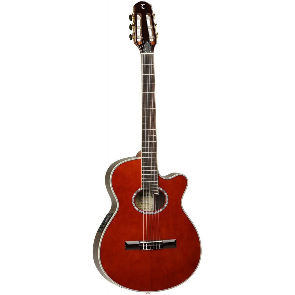 Tanglewood Discovery Pack Electro Classical/Nylon String Guitar DBTEC Natural Gloss