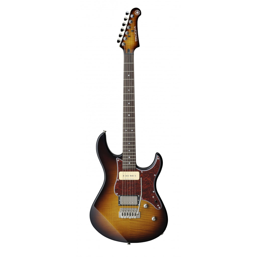 Yamaha Pacifica Electric Guitar PACIFICA611 VFM TBS Tobacco Sunbuurst