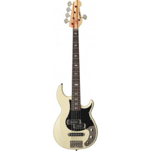 Yamaha BB Series Bass Guitar BB2025XVW Vintage White