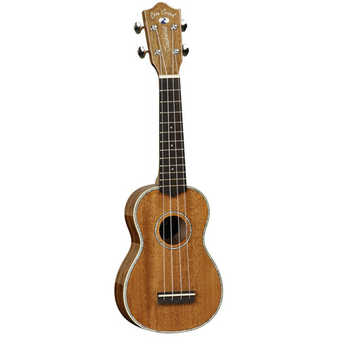 Tanglewood Cove Creek Soprano Ukulele TU8 Natural Gloss