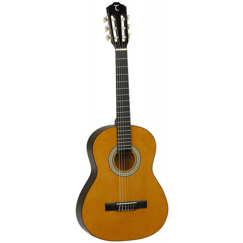 Tanglewood Discovery 3/4 Size Pack Classical/Nylon String Guitar DBT34 Natural Gloss