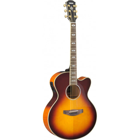 Yamaha  Electro-Acoustic Guitar CPX1000 BS Brown Sunburst