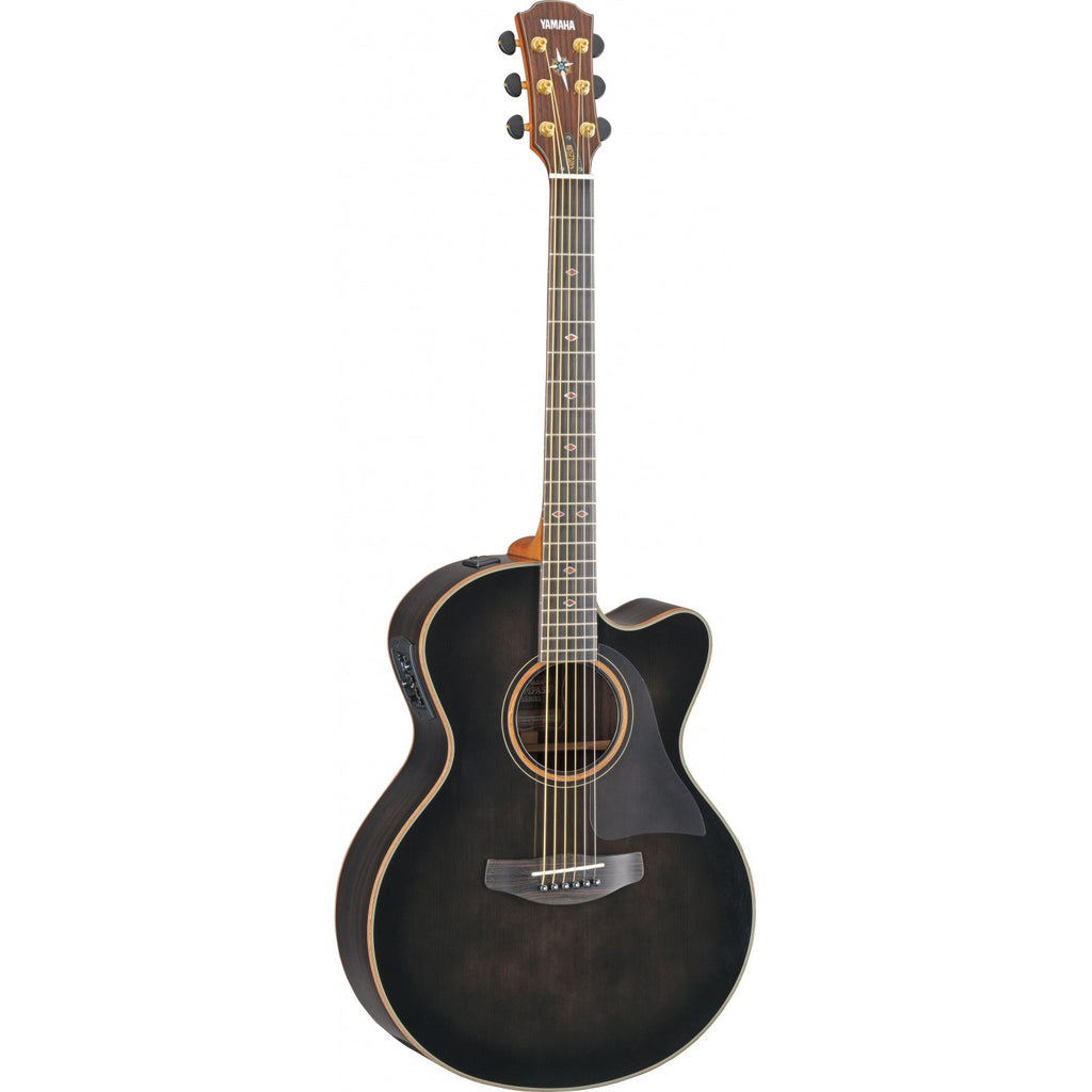 Yamaha  Electro-Acoustic Guitar CPX1200 II TBL Translucent Black