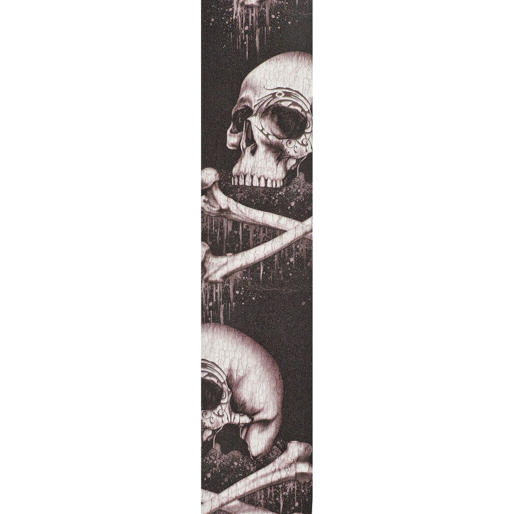 Planet Waves Alchemy Gothic Guitar Strap  25LAL01 Blackbloods Skull