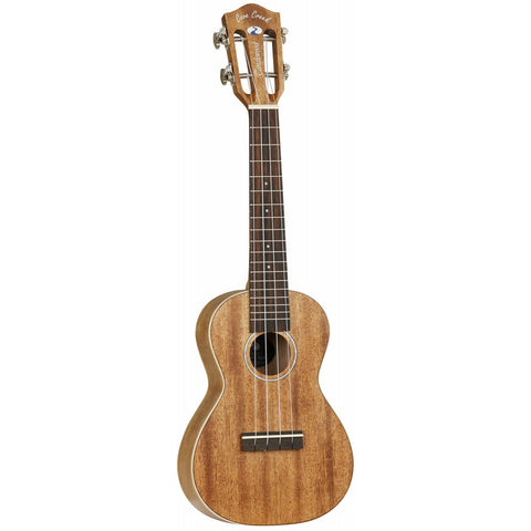 Tanglewood Cove Creek Concert Ukulele TU10 Natural Open Pore Satin