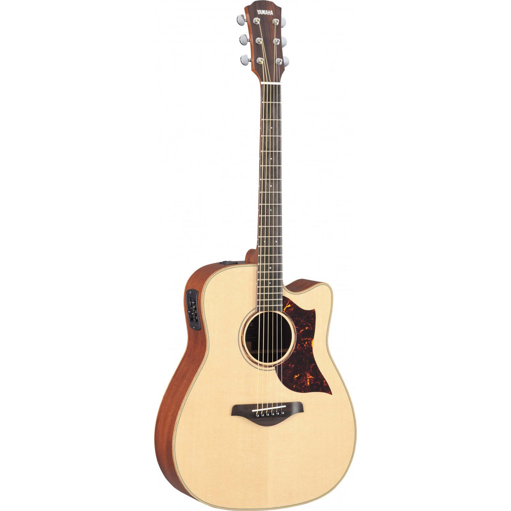 Yamaha  Electro-Acoustic Guitar A3M Hiscox