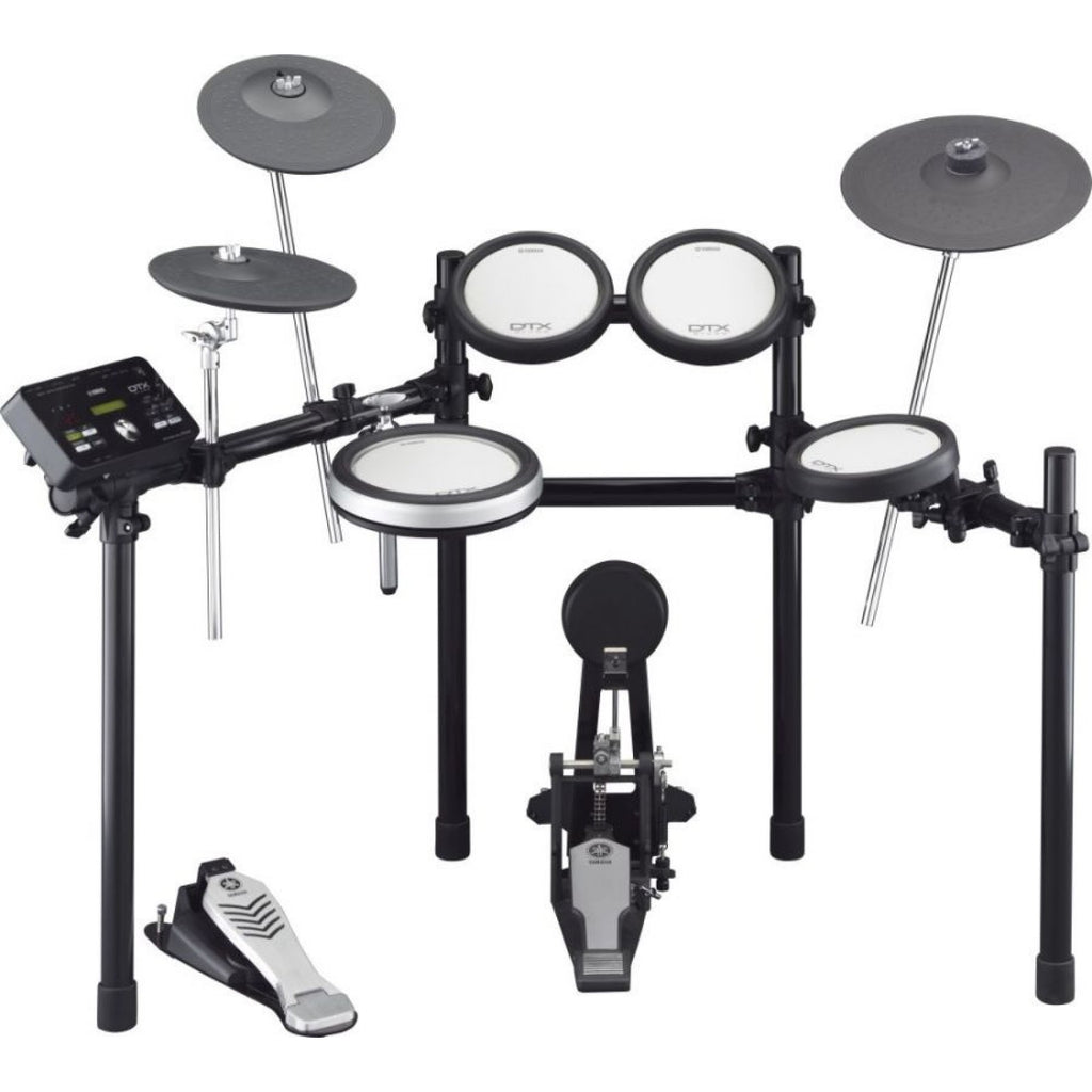 Yamaha electronic drum set  DTX542K LTD (Drum foot pedal not included)