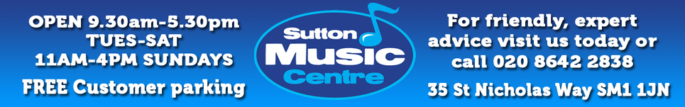 Sutton Music Centre