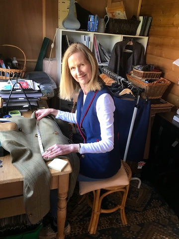 Vonny Law Maquien bespoke traditional made to measure countrywear