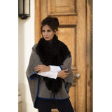 Cecilia | Pure Wool Cape