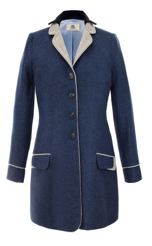 Willow Velvet Collar Coat