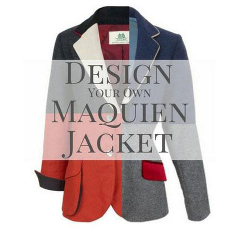 Create your own Maquien Jacket