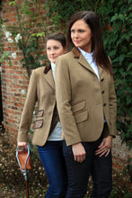 Load image into Gallery viewer, Ingrid Camel Jacket