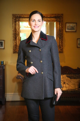 Lady Mary  Double breasted Jacket