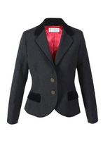 Load image into Gallery viewer, Olympia Pure Wool Riding Jacket