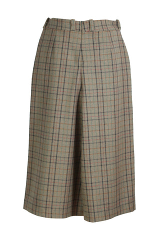 McCalvary Check Tweed Culottes