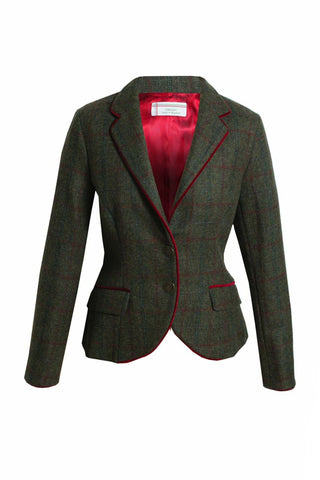 Green Tweed Jacket, Wickham