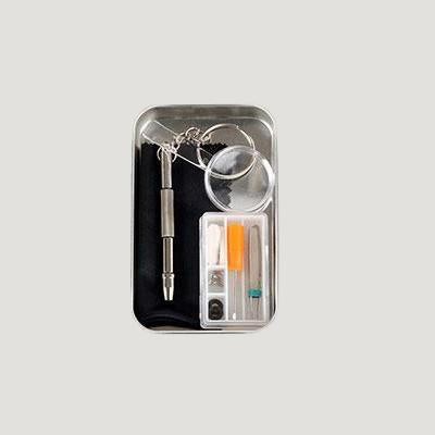 Eyeglass Repair Kit-Home Accessories-Kikkerland-Brassica Mercantile