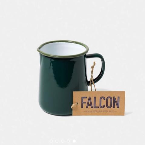 Falcon Enamelware 1 Pint Jug-Kitchen & Dining-Falcon-Brassica Mercantile