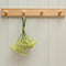 Oak Shaker Peg Rail-Storage & Baskets-Creamore Mill-Brassica Mercantile