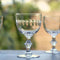 Six Crystal Wine Goblets-Kitchen & Dining-The Vintage List-Brassica Mercantile