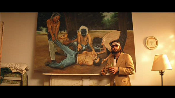 Eli Cash Artwork Canvas Set The Royal Tenenbaums