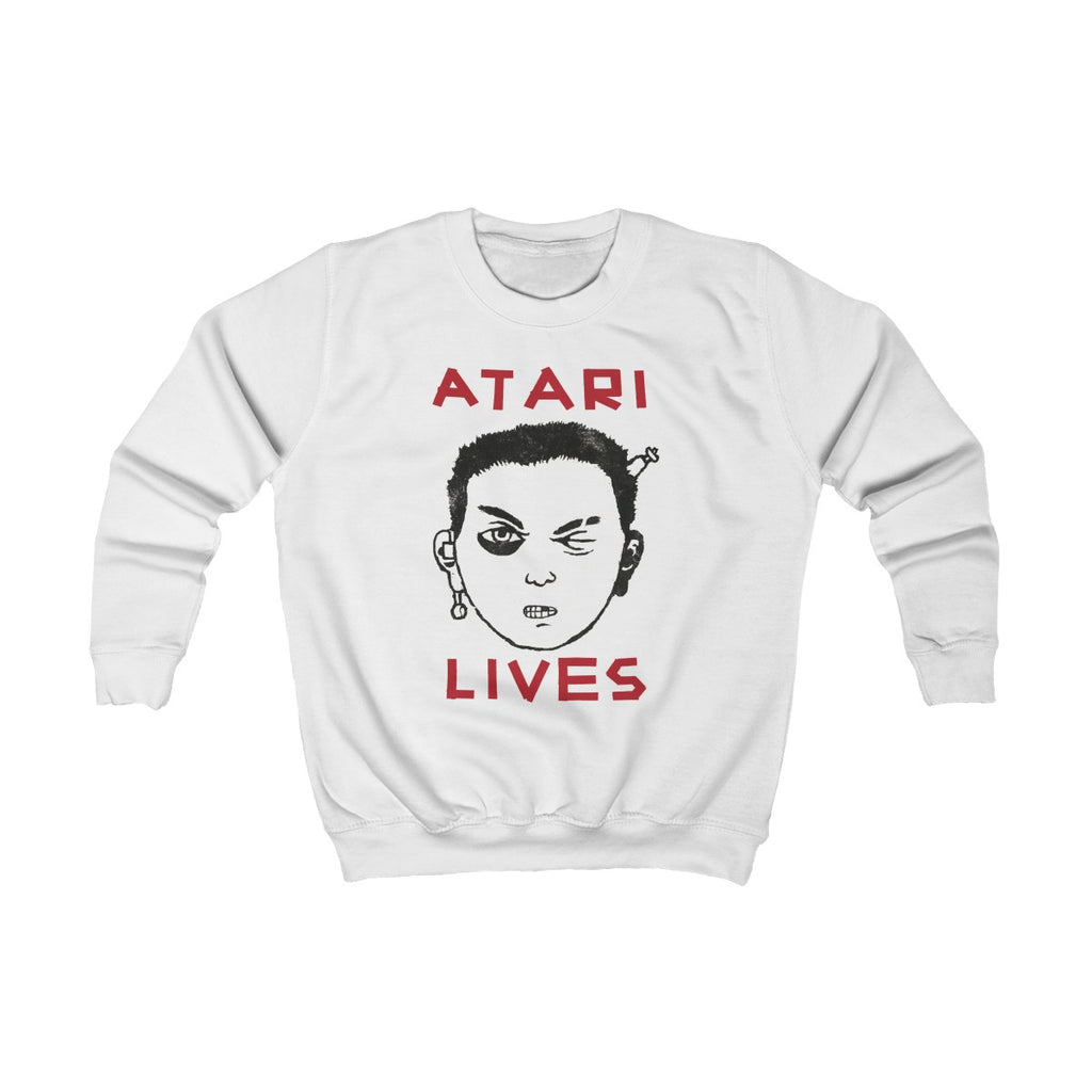 Atari Lives Kids Sweatshirt