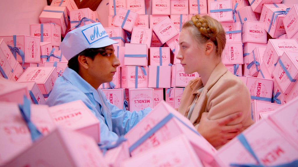 Mendl's Patisserie Box The Grand Budapest Hotel