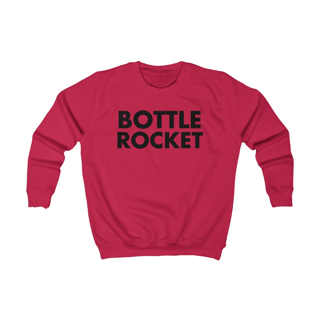 Bottle Rocket Kids Sweatshirt