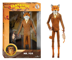 "Fantastic Mr. Fox Funko Legacy 6"" Action Figure - Wes-Anderson.com"