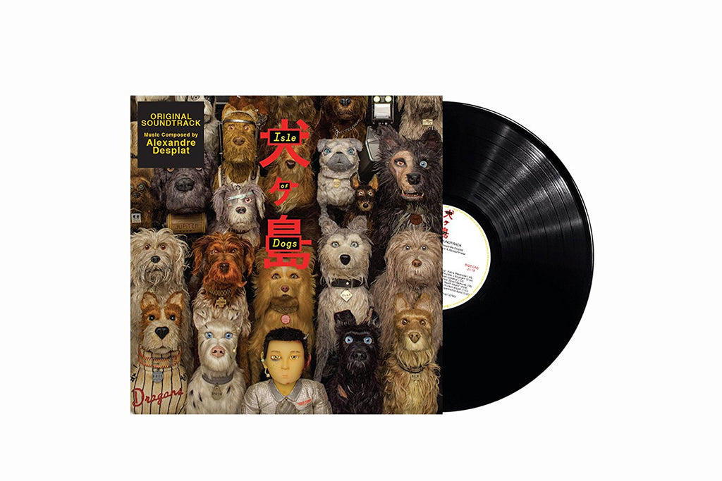 Isle Of Dogs Soundtrack Vinyl