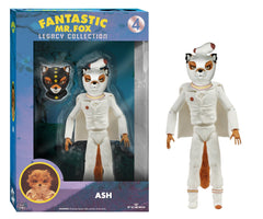 "Fantastic Mr. Fox Funko Legacy 6"" Action Figure Ash - Wes-Anderson.com"