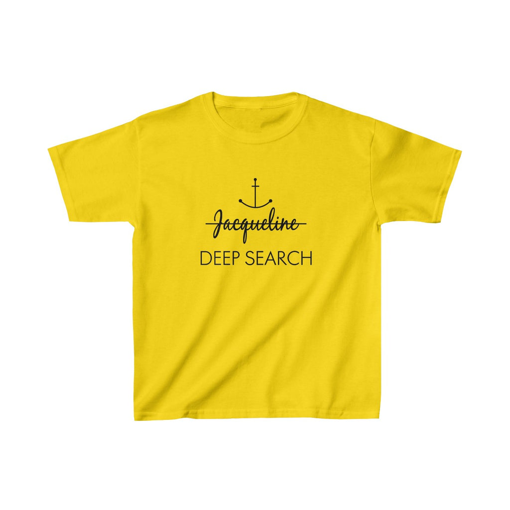 Jacqueline Deep Search Kids T-Shirt