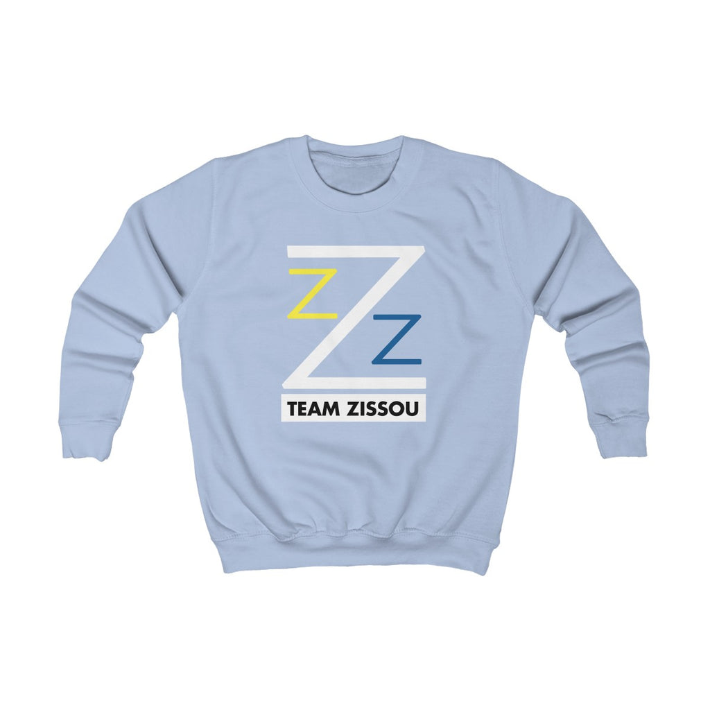 Team Zissou Kids Sweatshirt
