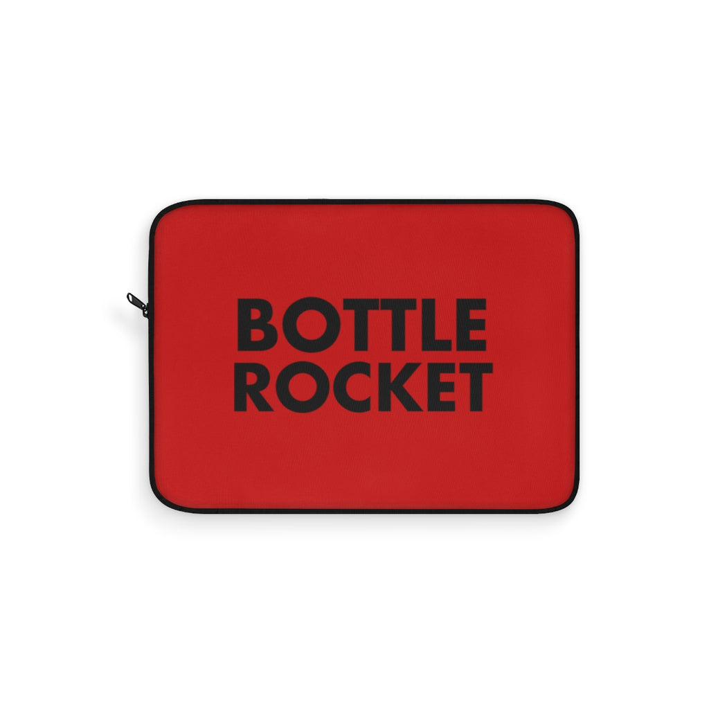 Bottle Rocket Laptop Sleeve