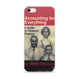Accounting For Everything iPhone Case The Royal Tenenbaums - Wes-Anderson.com  - 2