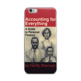 Accounting For Everything iPhone Case The Royal Tenenbaums - Wes-Anderson.com  - 1