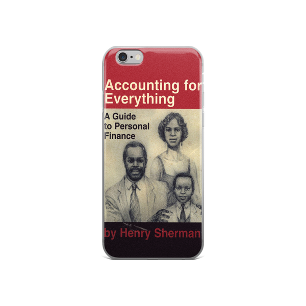 Accounting For Everything iPhone Case The Royal Tenenbaums - Wes-Anderson.com  - 3