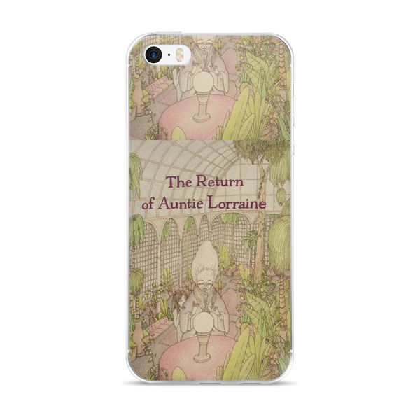 The Return Of Auntie Lorraine iPhone Case Moonrise Kingdom - Wes-Anderson.com  - 2