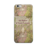 The Return Of Auntie Lorraine iPhone Case Moonrise Kingdom - Wes-Anderson.com  - 1
