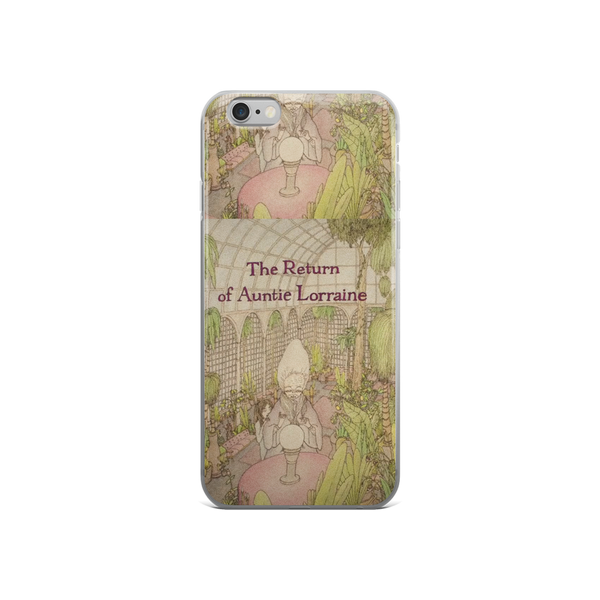 The Return Of Auntie Lorraine iPhone Case Moonrise Kingdom - Wes-Anderson.com  - 3