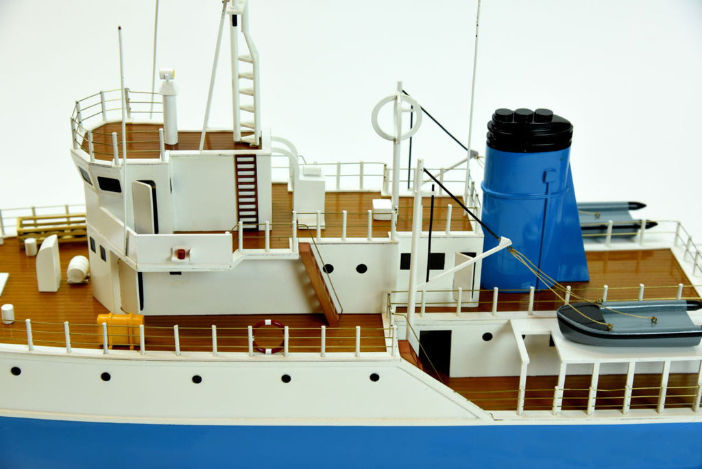 Belafonte Boat Model Life Aquatic Of Steve Zissou